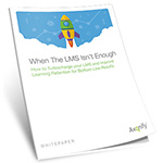 Whitepaper: When The LMS Isn't Enough