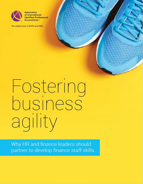 Fostering Business Agility: Why HR and f...