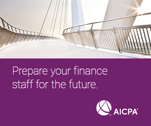 Prepare your finance staff for the future