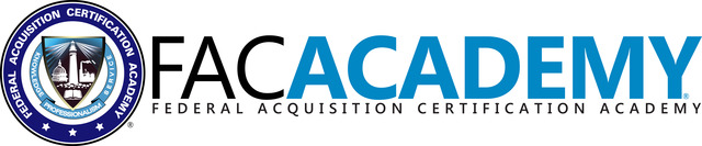 Federal Acquisition Certification Academy