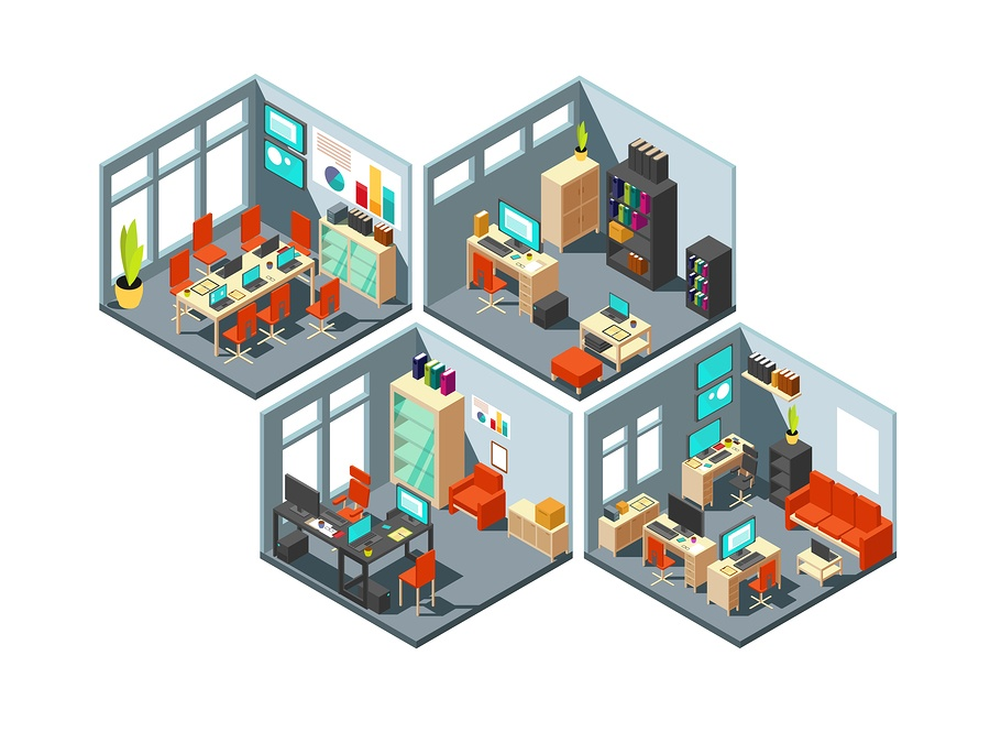 What an Office Space Tells Us About DISC...