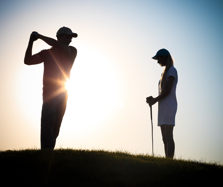 Driving Performance in Golf and Sales