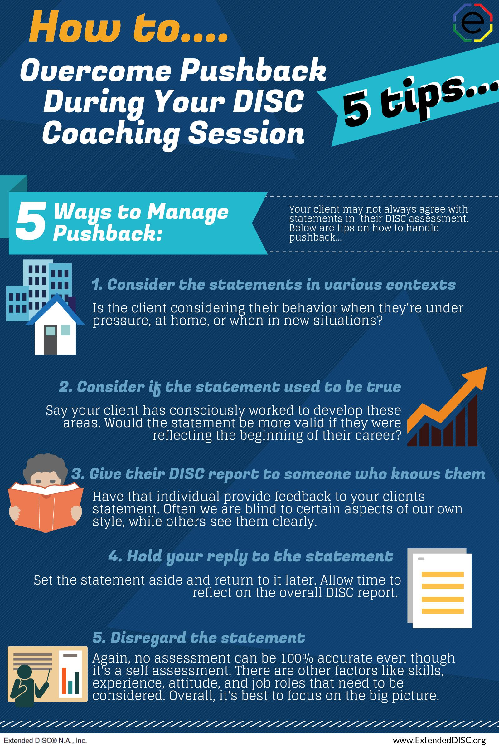 DISC Coaching Session: Client Pushback
