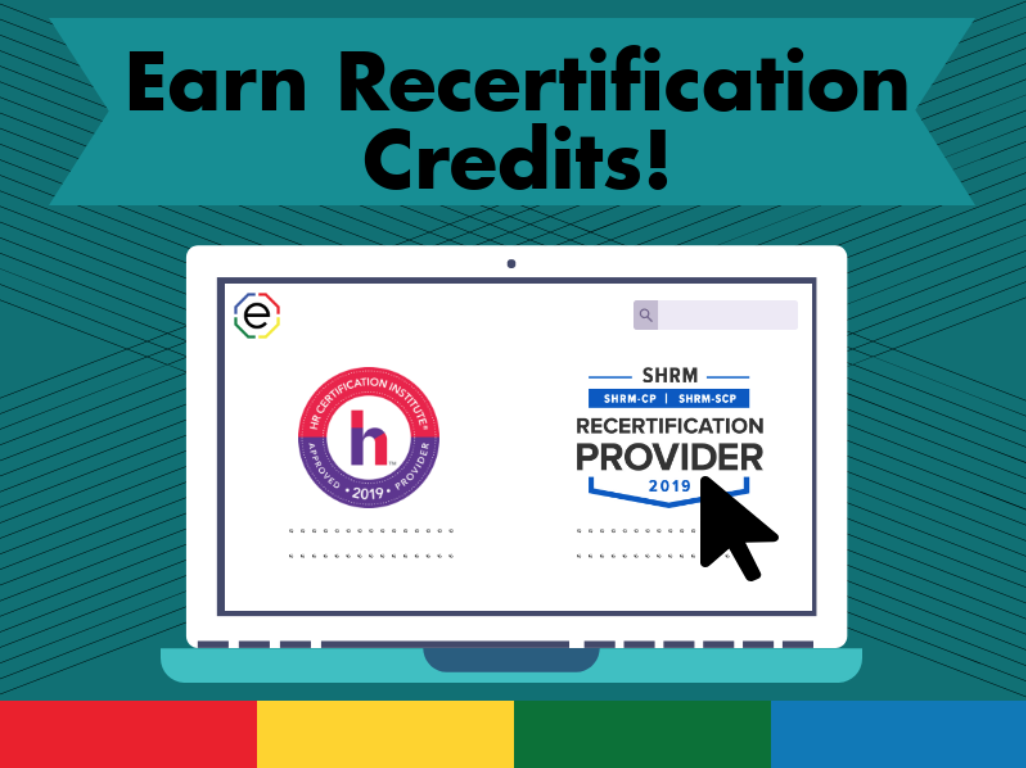 SHRM Recertification and DISC