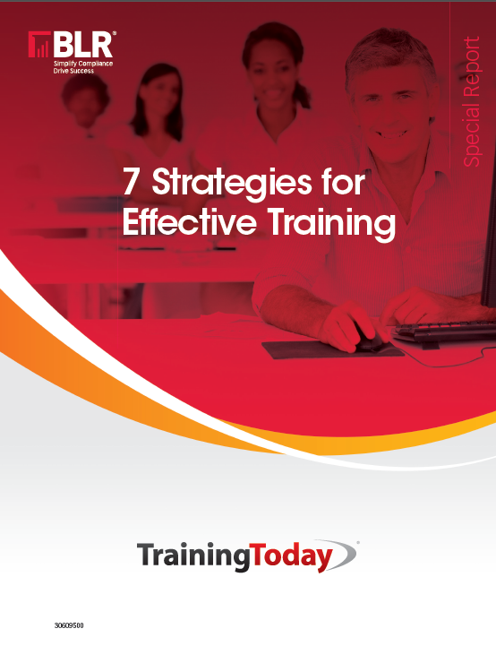 7 Strategies of Effective Training