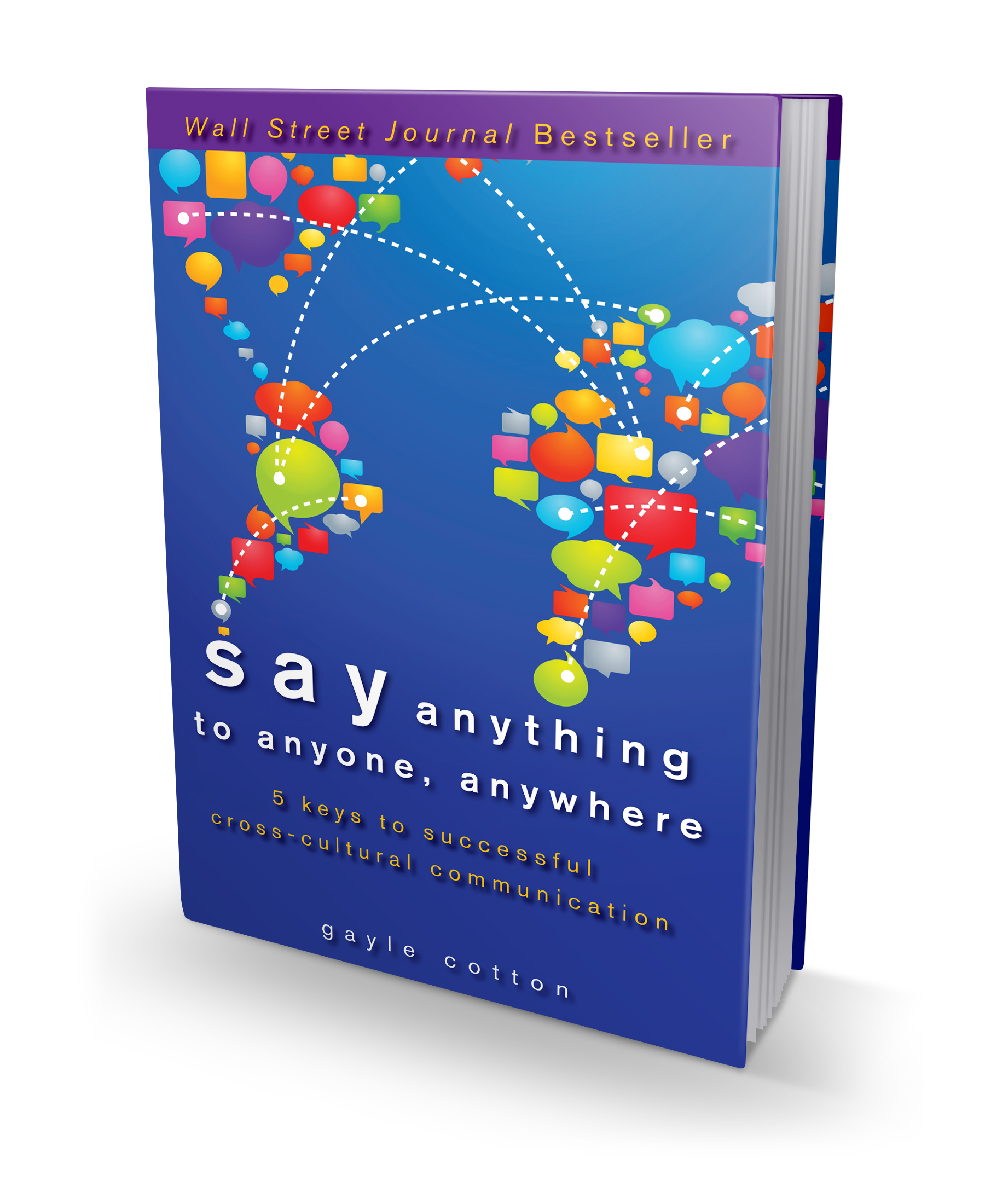 Bestselling Book: SAY Anything to Anyone...