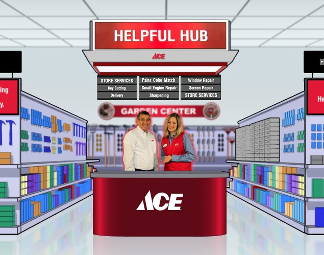 Ace Hardware Virtual Store