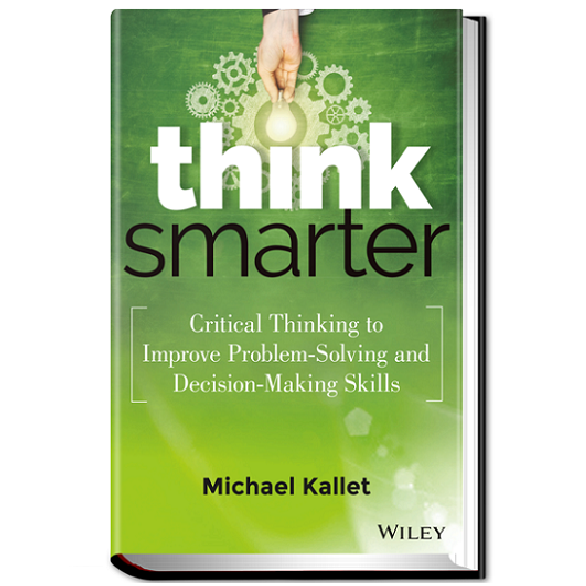 Think Smarter by Michael Kallet, CEO HeadScratchers
