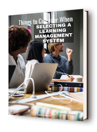 eBook: Things to Consider When Selecting an LMS