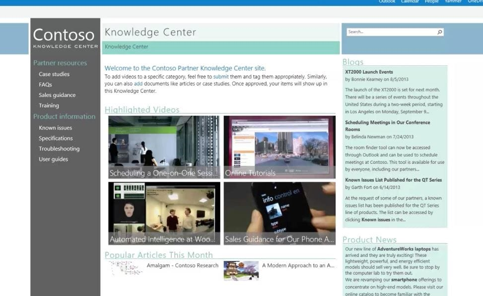 ShareKnowledge External Training