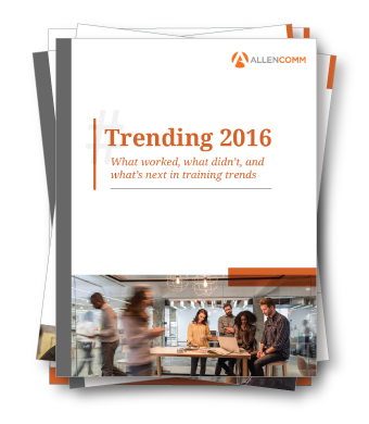 Top Training Trends: What Worked, What D...