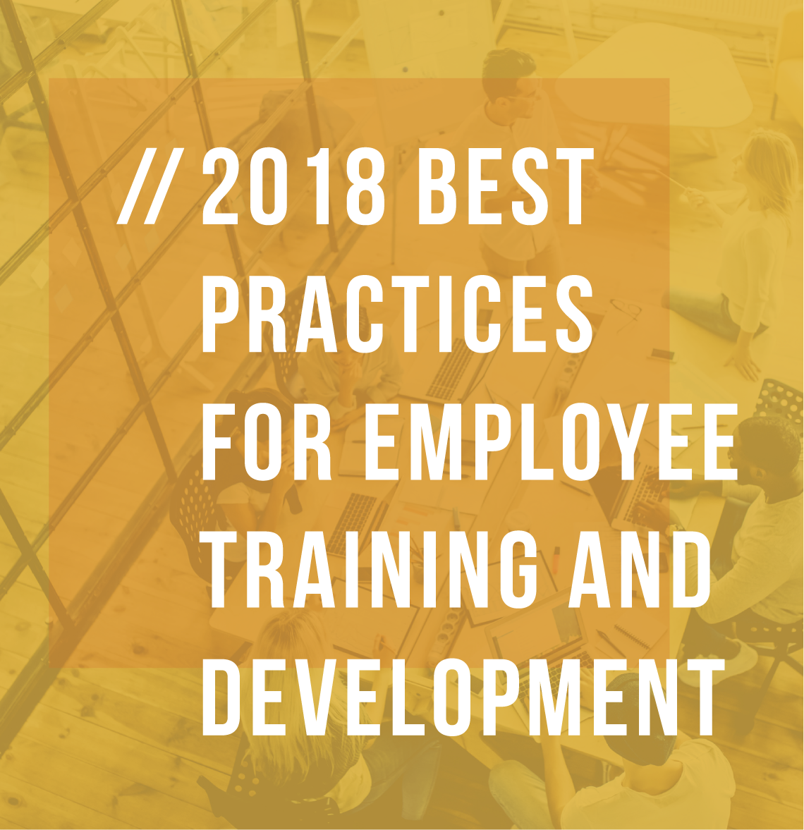 2018 Best Practices for Employee Trainin...