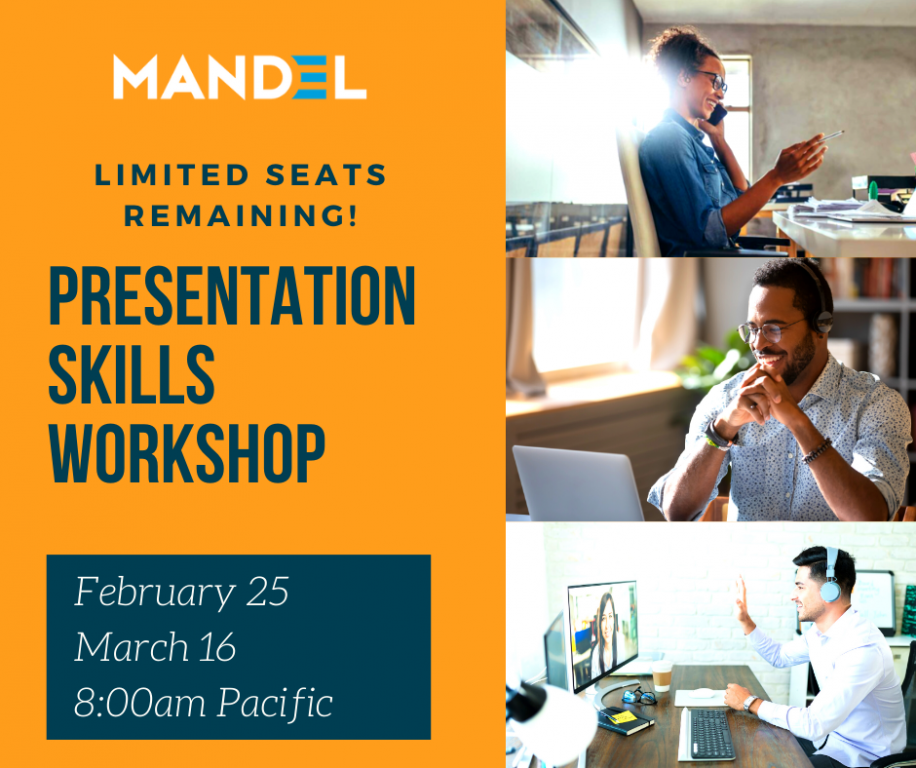 Mandel Public Workshops