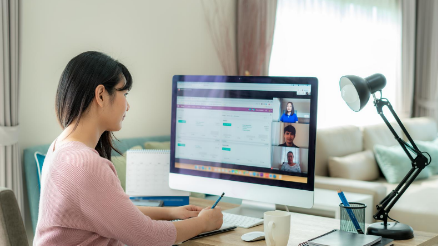 Master The Virtual Meeting™
