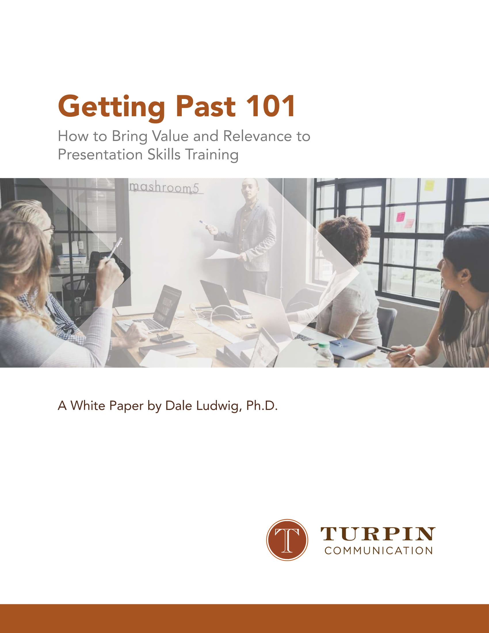 Getting Past 101: How to Bring Value and...