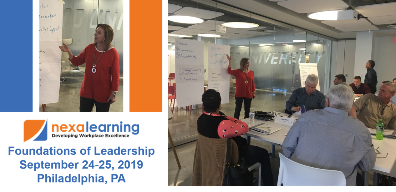 Foundations of Leadership - Philadelphia...